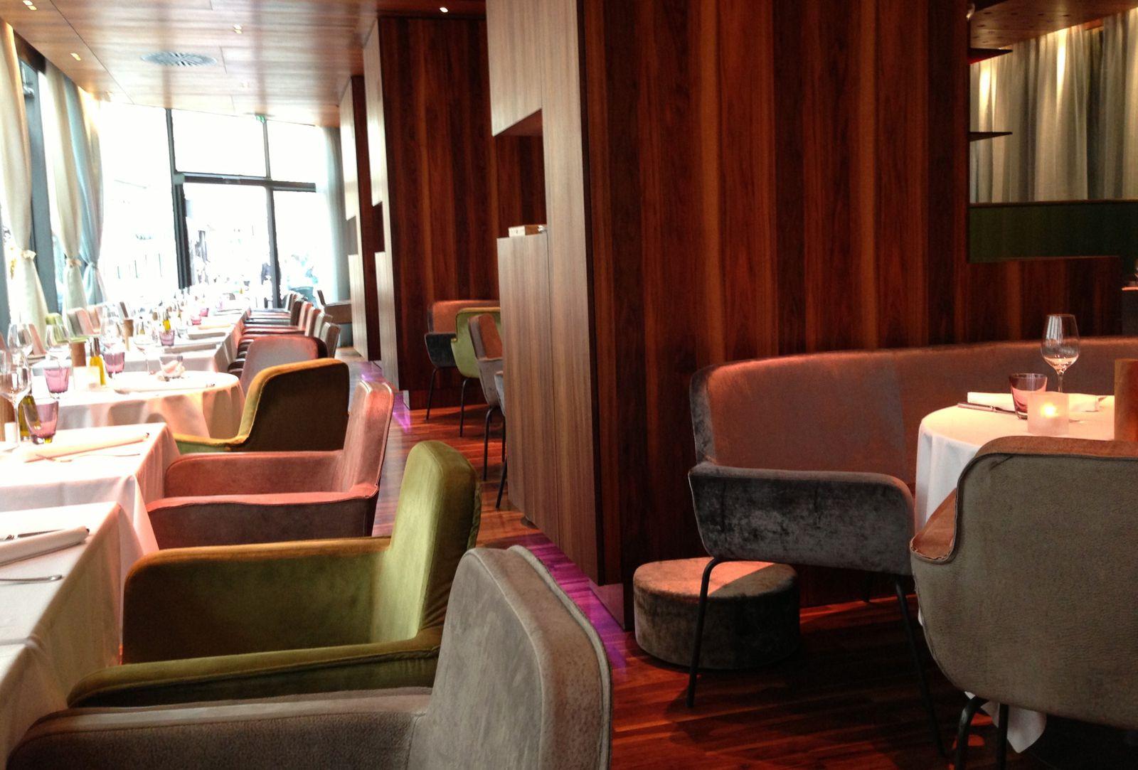 Fabio restaurant, Vienna