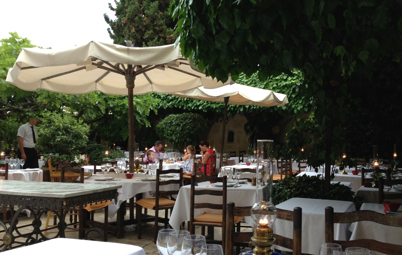 La Colombe d'or, st Paul de Vence