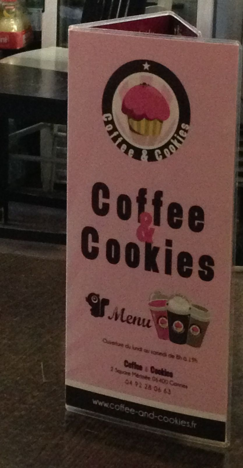 Coffee and Cookies, Cannes