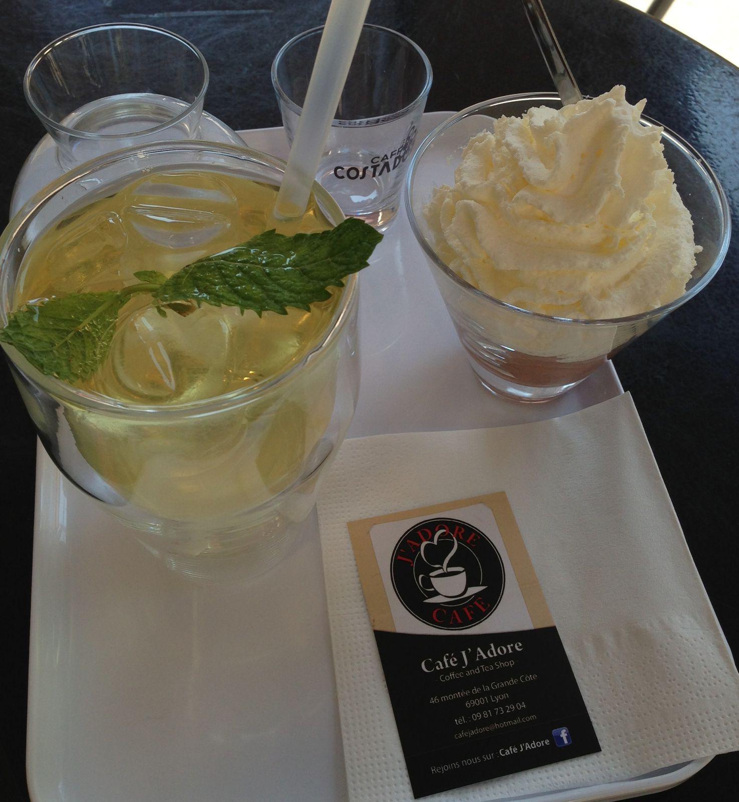Café j'adore, Lyon