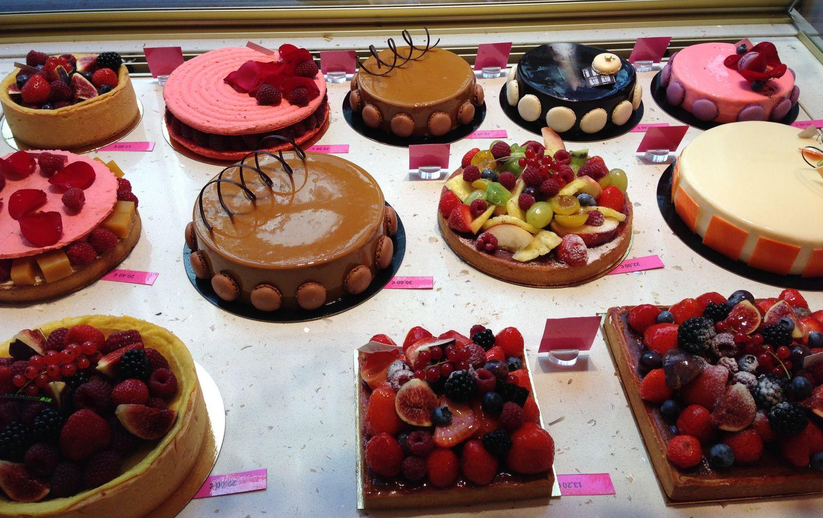 Bouillet, pâtissier chocolatier à Lyon