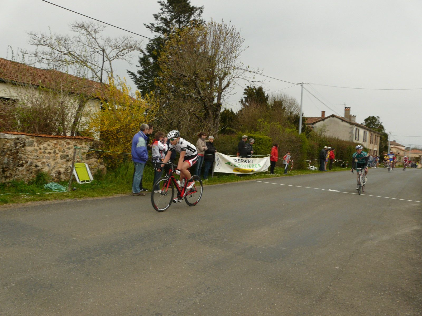 217 coureurs à l'interclub de St Adjutory