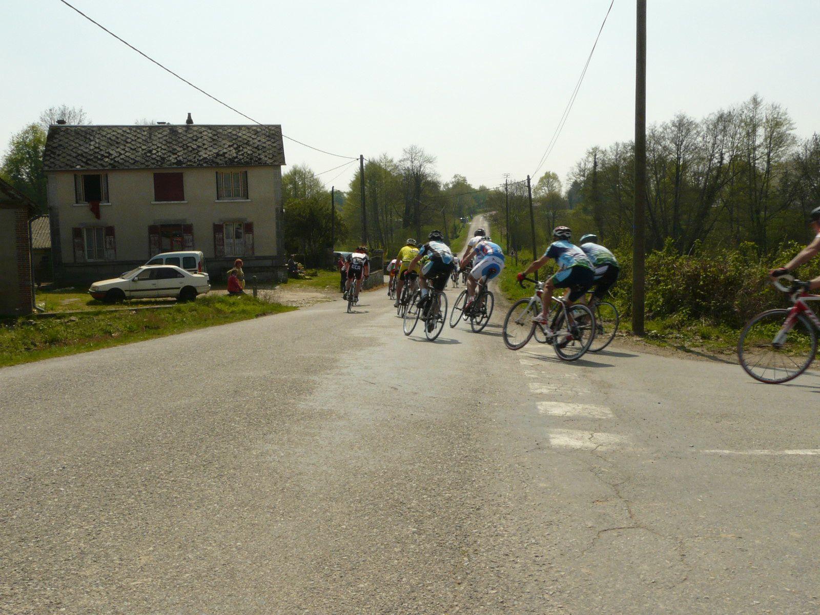 122 concurrents à St Georges Les Landes