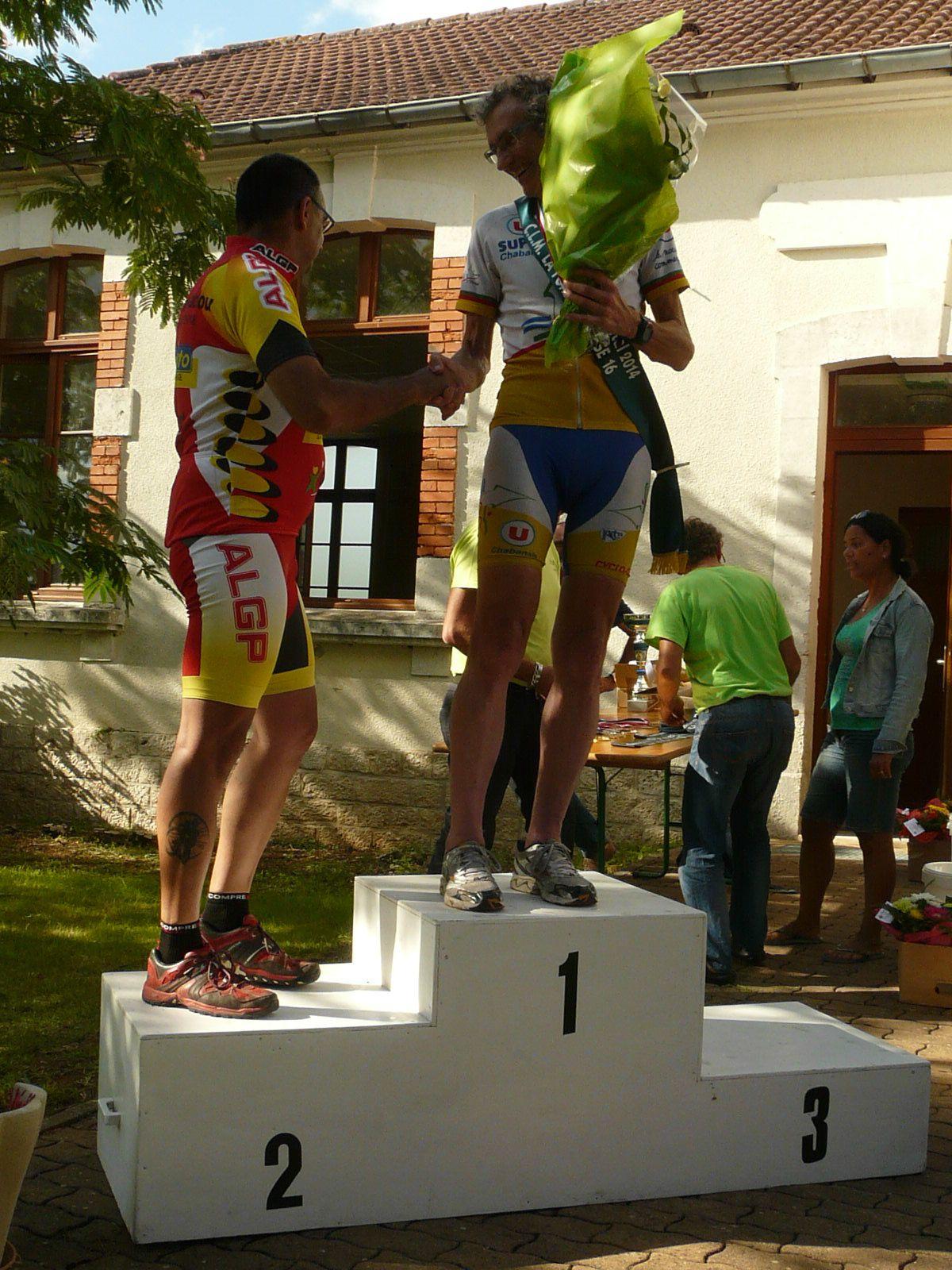 Un titre de champion départemental pour le CC Exideuil