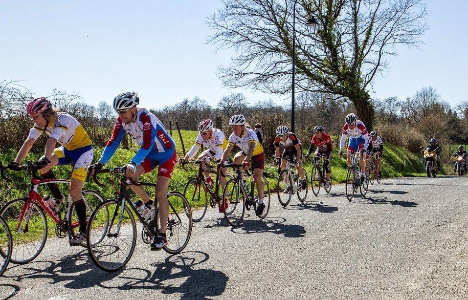 Cyclosport à ST GROUX ce dimanche