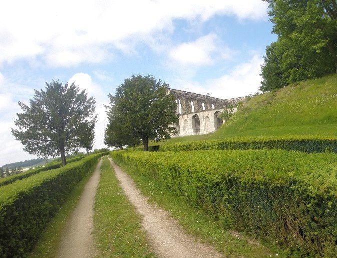 4° ravito au château de la Mercerie