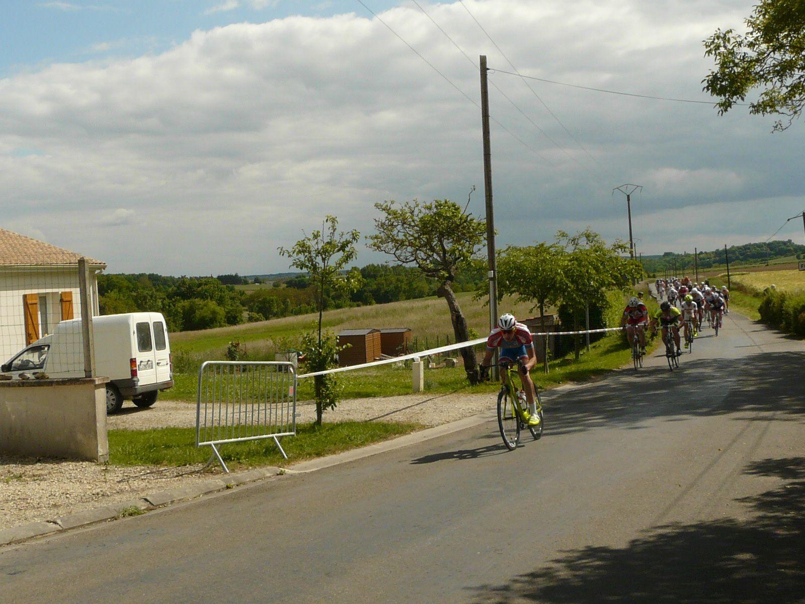 Cyclosport Fontenille : Didier 4e