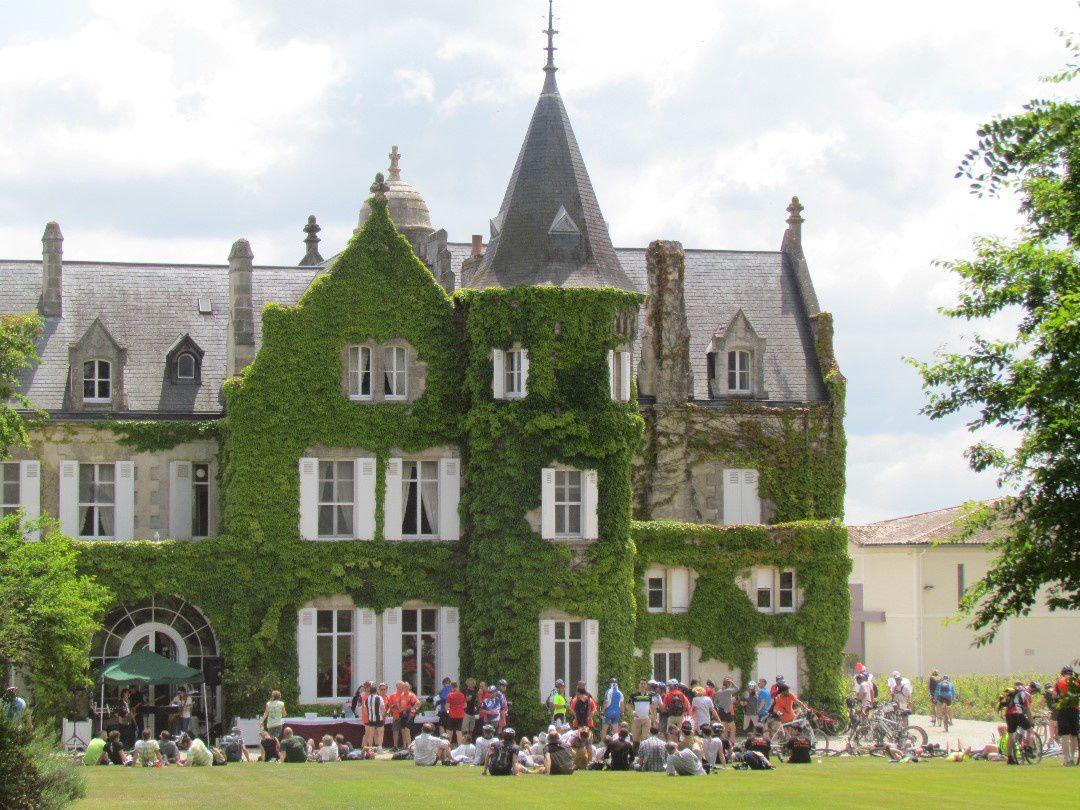 Le château LASCOMBES