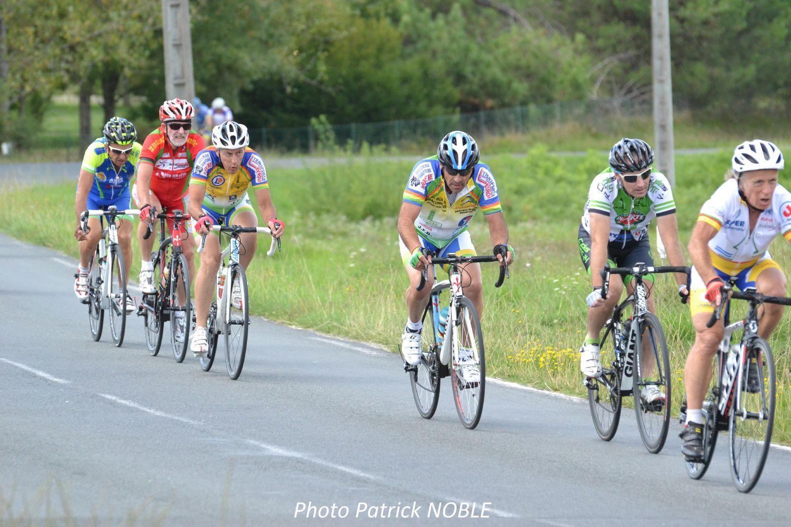 Pas de podium exideuillais à La Roche Chalais