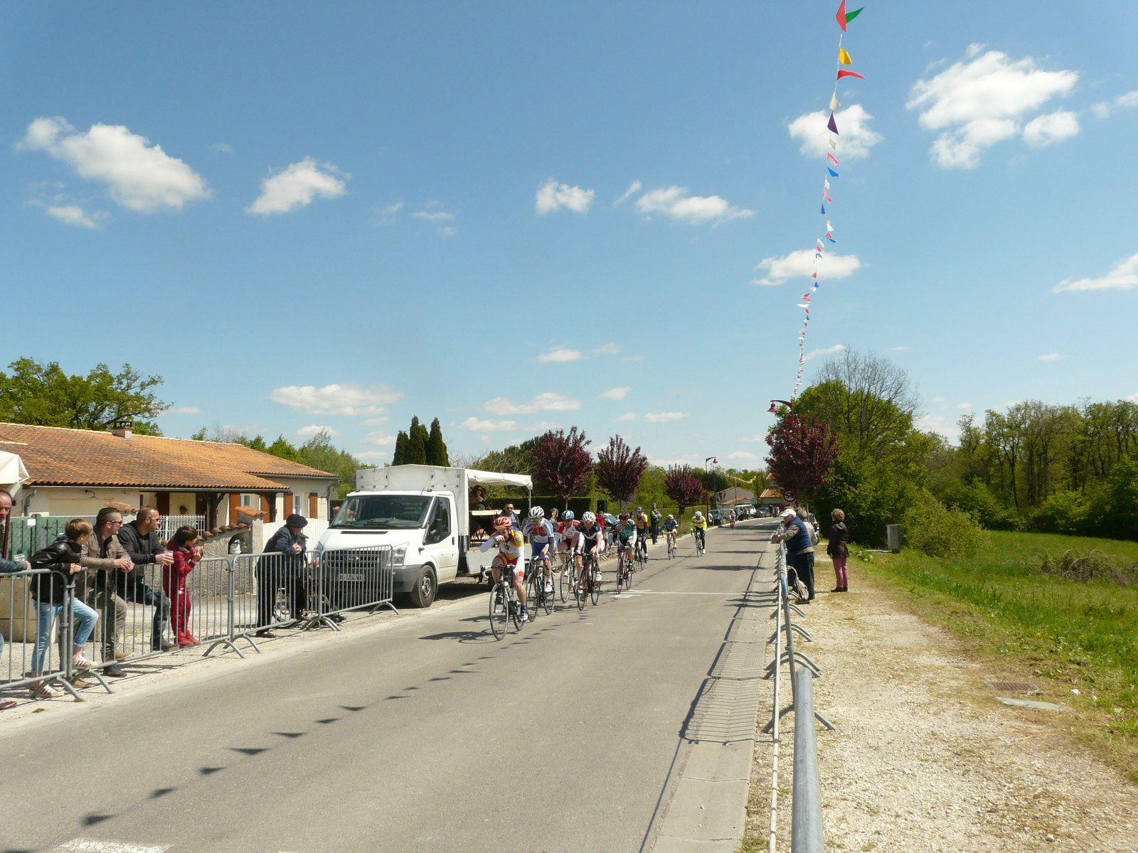 cyclosport St Eutrope : Henry 3e, Didier 8e