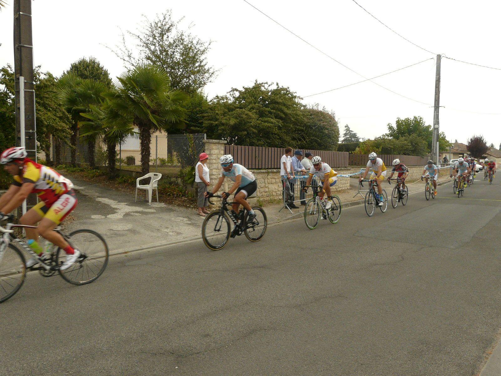 cyclosport Balzac, quelques échos