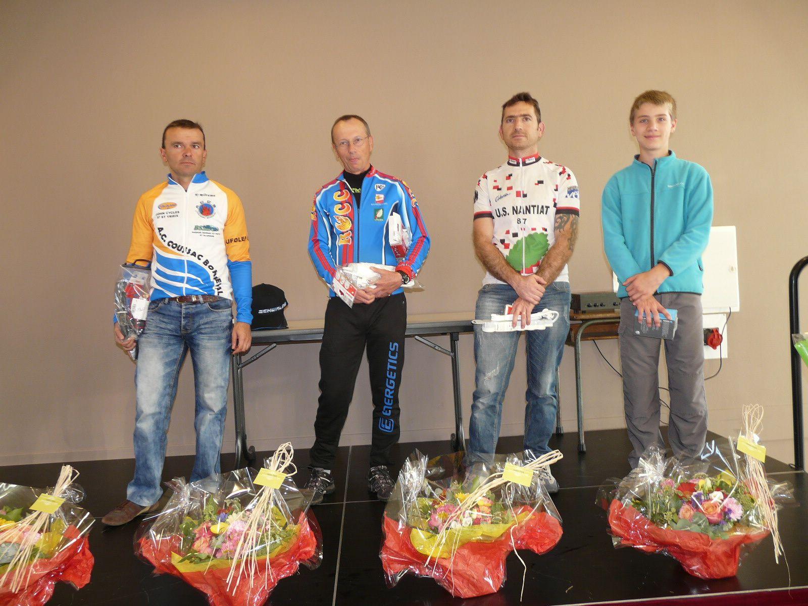 cyclosport Glanges : un dernier podium exideuillais 2016