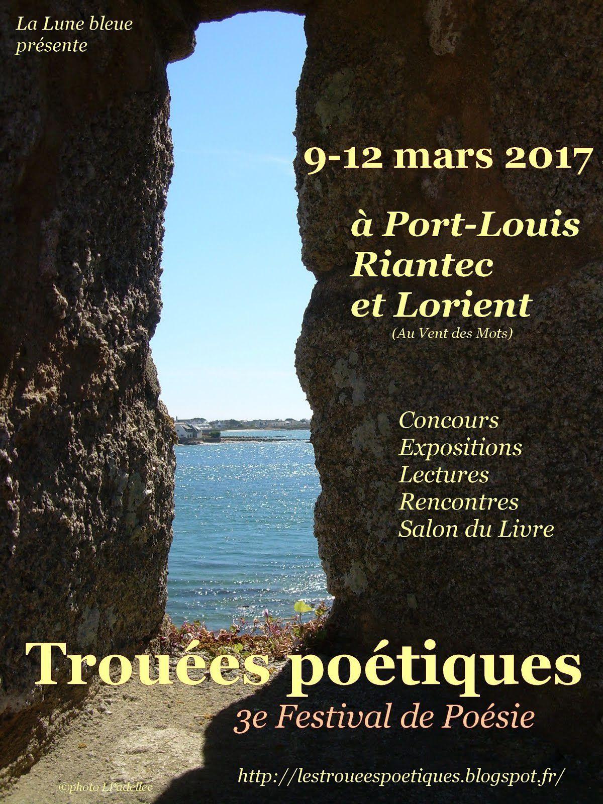 1- troueespoetiques / 2- jacques.vialebesset / 3- ouest-france.fr /