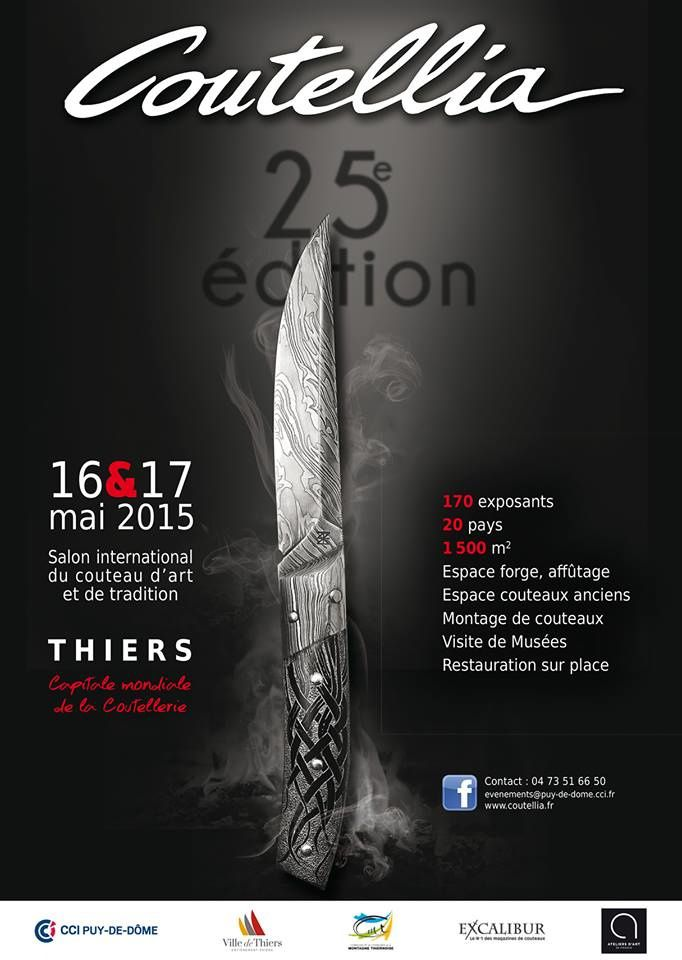 Salon à Thiers (63)