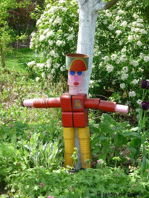 Le gardien du jardin