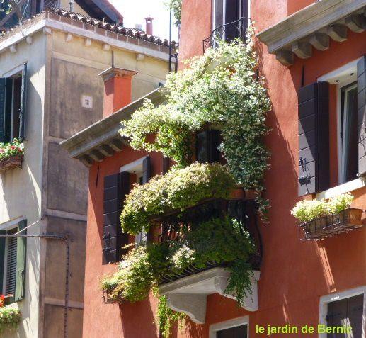Les balcons de Venise