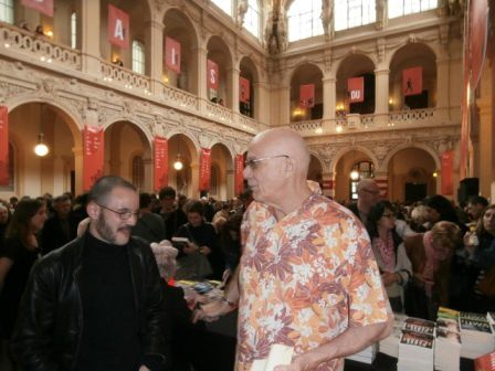 James Ellroy The Master, en discussion avec Mickael Mention