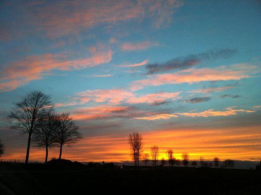 Ciels de Picardie (Somme)