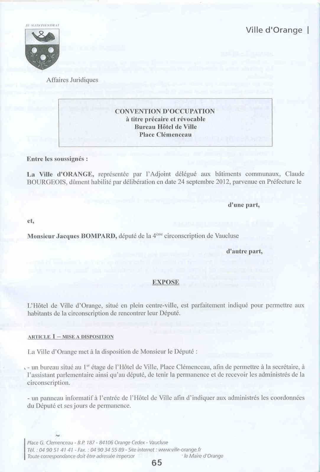 250 euros la location d'un bureau de 25 m2!