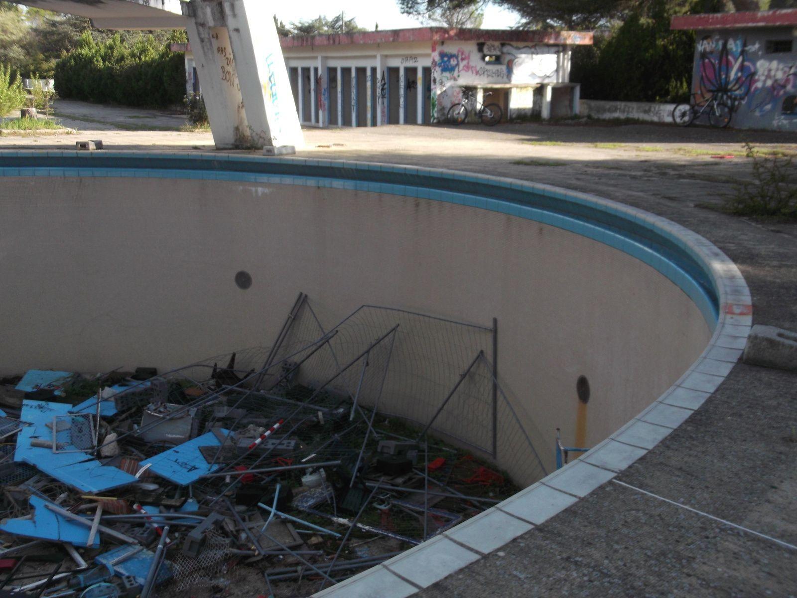Des nouvelles de la piscine des Cédres.