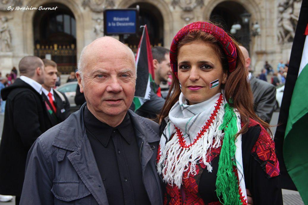 65e commémoration de la Nakba : quelques photos