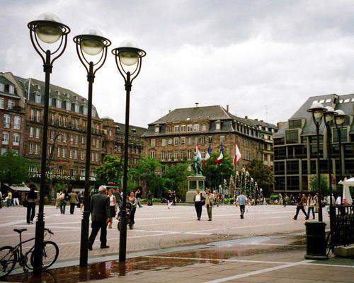 Jeudi 30 mai 2013 : Cercle de silence à Strasbourg