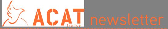ACAT newsletter Juin 2013