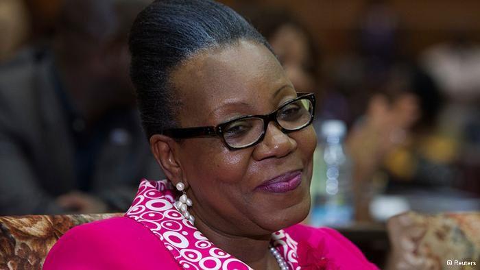Une présidente pour la Centrafrique : Catherine Samba Panza