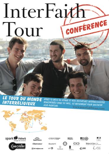 InterFaith Tour  : un tour du monde interreligieux