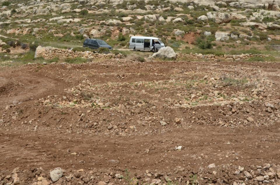 Nos amis palestiniens de &quot&#x3B;Tent of Nations&quot&#x3B; victimes de destructions