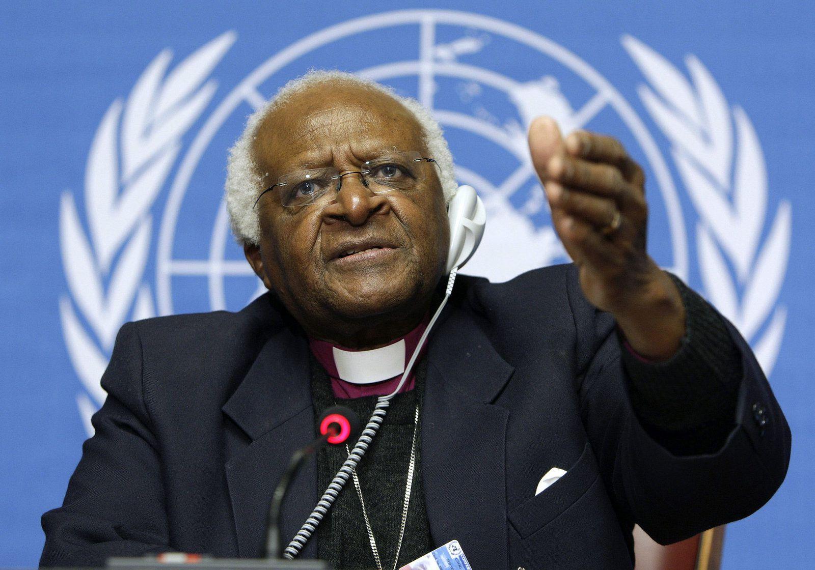 Desmond Tutu à Israël: Libérez-vous en libérant la Palestine