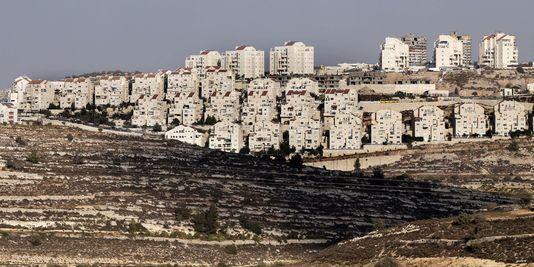 Protestations contre Israël, qui veut s'approprier des terres en Cisjordanie