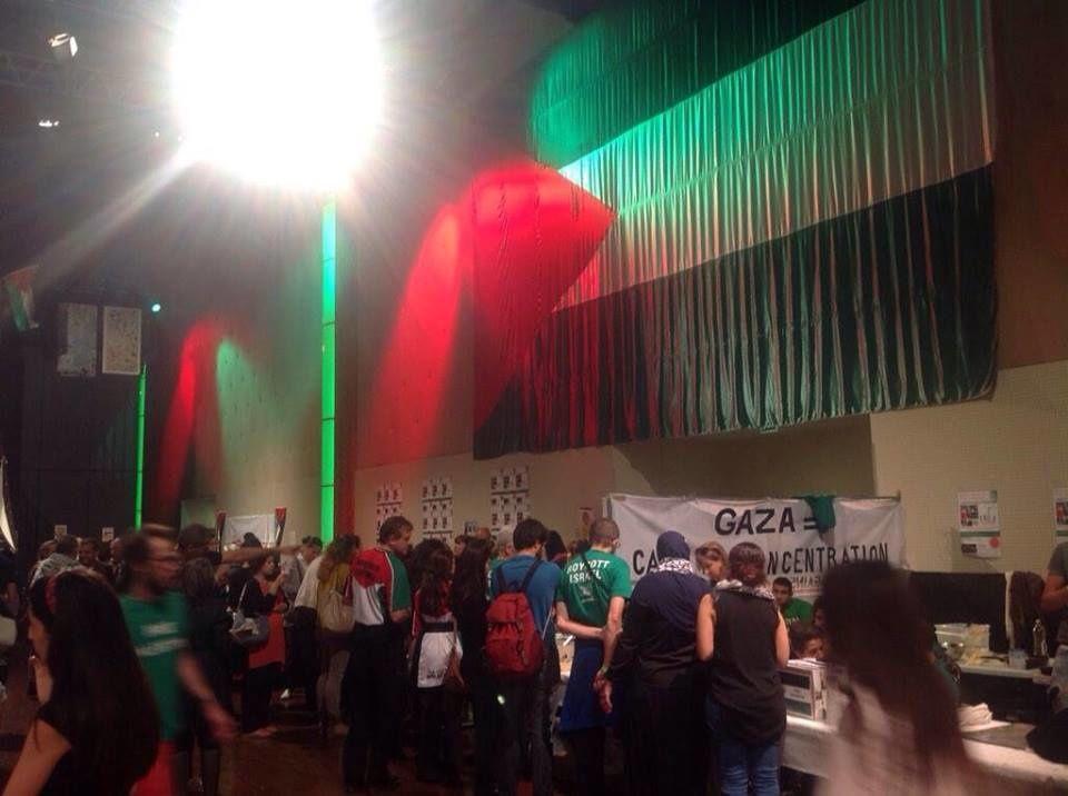 Free Palestine ? Un festival !