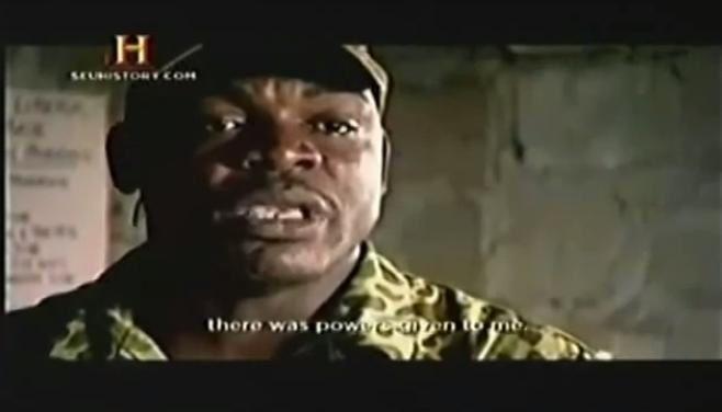 Témoignages courts : Joshua Milton Blahyi (repost 2013)