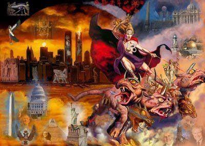 Résumé sur les VIII Rois de l'Apocalypse