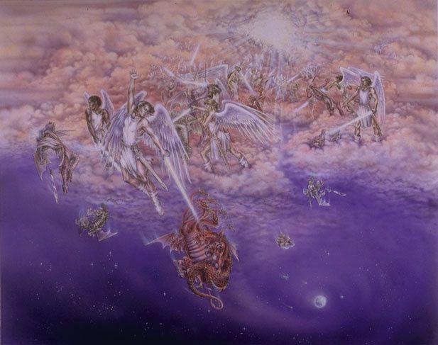 Bataille dans le ciel