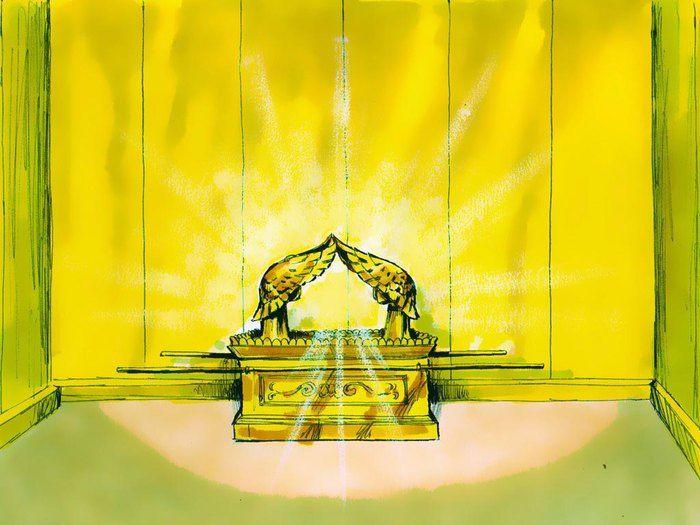 De la construction du tabernacle à la tenue des prêtres, Dieu a tout instruit