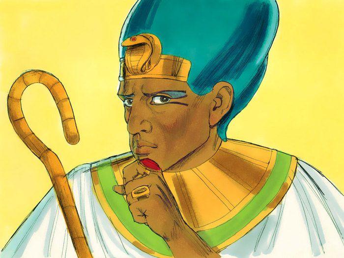Il s'éleva sur l'Égypte un nouveau roi, qui n'avait point connu Joseph