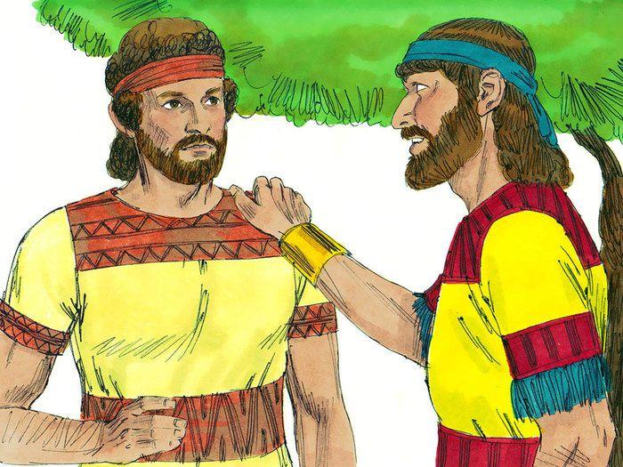 9. Résumé sur le premier livre de Samuel