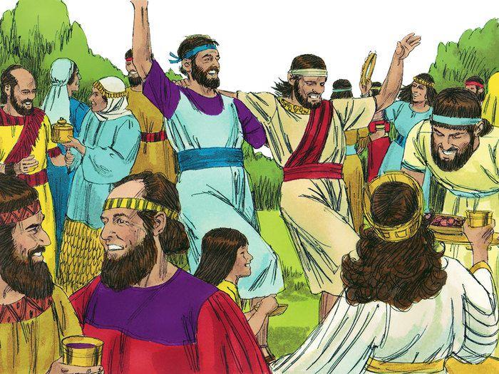 17. Résumé sur le livre d'Esther