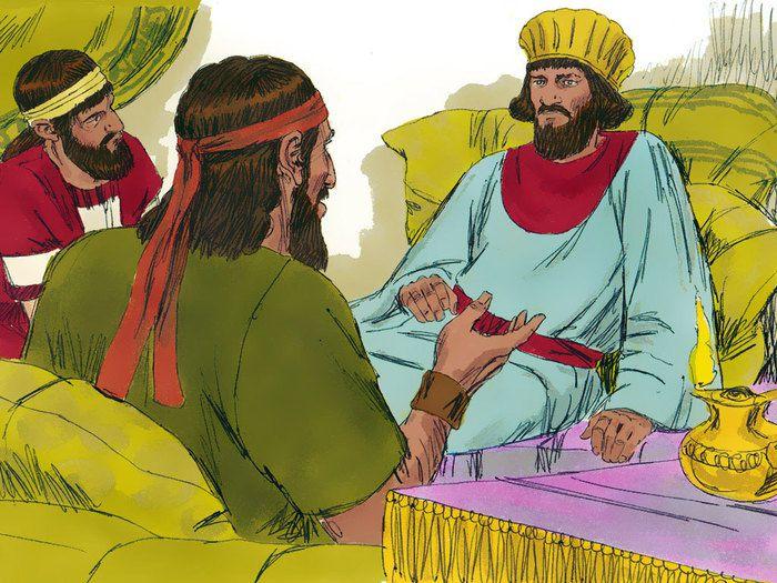 16. Résumé sur le livre de Néhémie