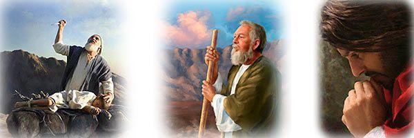 Abraham Moïses Jésus