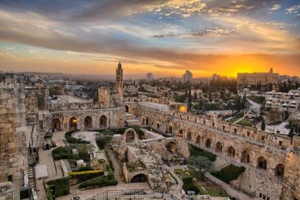 Jérusalem, idolâtrie chrétienne ?