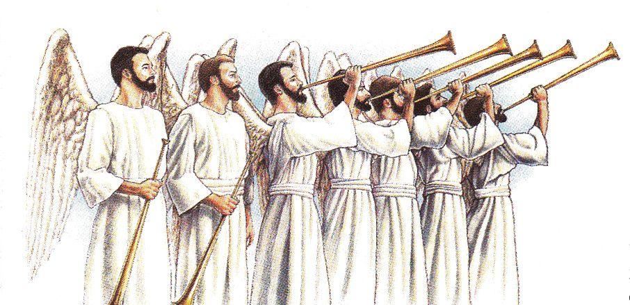 Les 7 trompettes (La compilation)