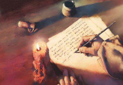 45. Résumé sur la lettre de Paul aux Romains