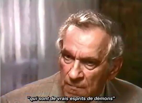 Roger Morneau : au coeur du surnaturel (extraits)