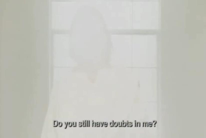 Christ : As-tu encore des doutes à propos de moi ?