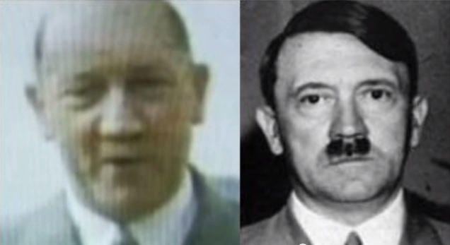 Les archives du FBI attestent qu'Hitler se serait enfui vers l'Agentine