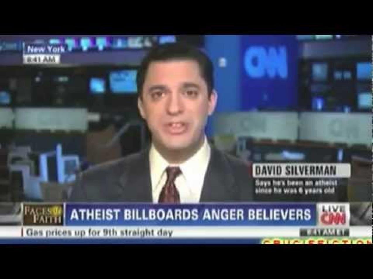 Après l'église athée, la chaîne de télévision athée