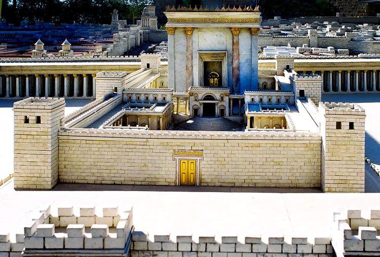 L'Autel du 3e Temple est achevé !